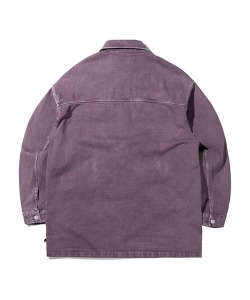 PIGMENT DENIM JACKET(VIOLET)_CTTZPJK05UV1