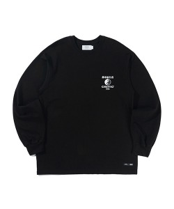 HANYANG MAP LONG SLEEVE(BLACK)_CTTZPRL04UC6