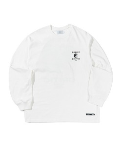 HANYANG MAP LONG SLEEVE(WHITE)_CTTZPRL04UC2