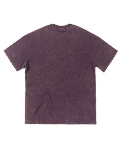 [4/9 예약 배송] PIGMENT POCKET T-SHIRT(VIOLET)_CTTZURS18UV1