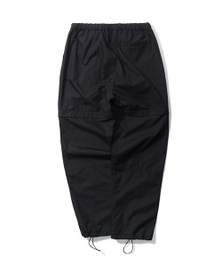2-WAY TRACK PANTS(BLACK)_CTTZUPT03UC6