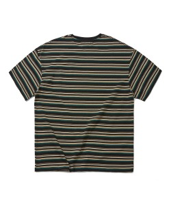 STRIPE T-SHIRT(FOREST GREEN)_CTTZURS25UG1