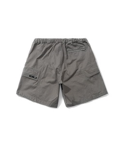 GARMENT SHORTS(CHARCOAL)_CTTZUSP02UC1