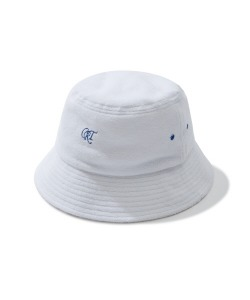 LOGO TOWEL BUCKET HAT(WHITE)_CRTZUHW03UC2
