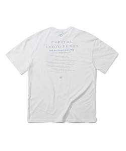 DAYTIME MIX T-SHIRT(WHITE)_CRTZURS05UC2
