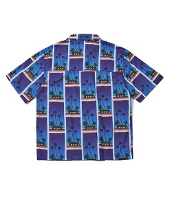 CRT DAYTIME MIX GRAPHIC SHIRT(BLUE)_CRTZUSS03UB2