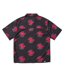 CRT NIGHT SUNSET MIX GRAPHIC SHIRT(BLACK)_CRTZUSS04UC6