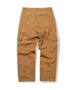 HEAVY WORK PANTS(BROWN)_CTTZIPT01UE2