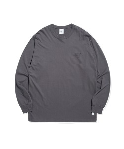 SOUND EVOLUTION LONG SLEEVE(GRAY)_CRTZARL01UC0