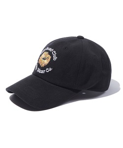 CITY FLOWER BALL CAP(BLACK)_CTTOPHW02UC6