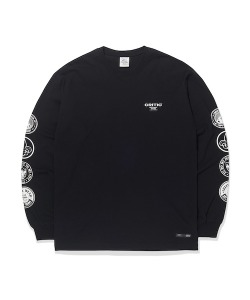 SCOUTS EMBLEM LONG SLEEVES(BLACK)_CTTOPRL04UC6