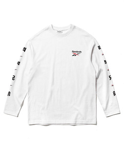 CRITIC X REEBOK BROTHER LONG SLEEVE(WHITE)_CSOGPRL01UC2