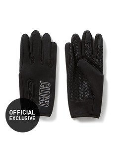 [오피셜 단독]LOGO ZIPPER GLOVE(BLACK)_CTOGPGL01UC6