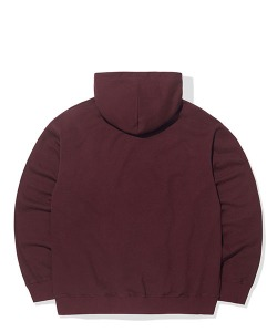 SUNRISE HOODIE(BURGUNDY)_CTTOPHD04UP3