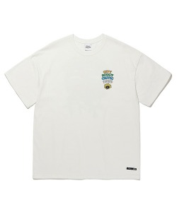 SUNFLOWER T-SHIRTS(WHITE)_CTTOURS22UC2